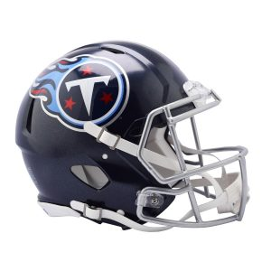 Fanatics Authentic Riddell Tennessee Titans Revolution Speed Full-Size Authentic Football Helmet