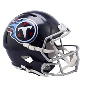 Riddell Tennessee Titans Revolution Speed Full-Size Replica Football Helmet