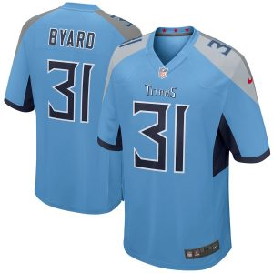 Kevin Byard Tennessee Titans Nike New 2018 Game Jersey