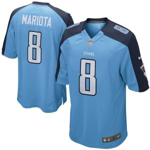 Marcus Mariota Tennessee Titans Nike Alternate Game Jersey