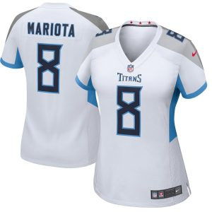 Marcus Mariota Tennessee Titans Nike Women's New 2018 Game Jersey