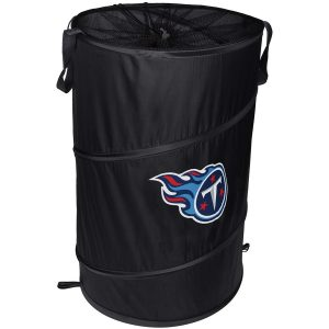 Tennessee Titans Cylinder Pop Up Hamper