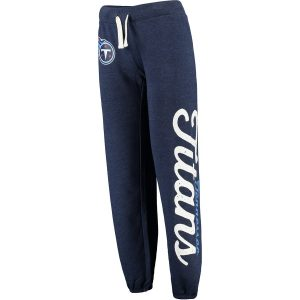 Tennessee Titans G-III 4Her by Carl Banks Women's Scrimmage Fleece Pants