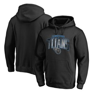 Tennessee Titans Arch Smoke Pullover Hoodie