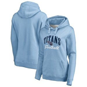 Tennessee Titans Women's Victory Script Pullover Hoodie