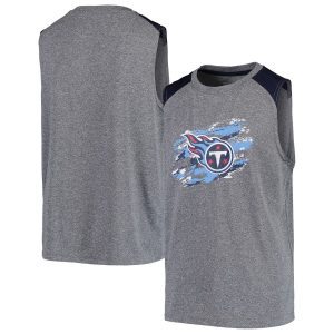 Tennessee Titans Youth True Colors Sleeveless T-Shirt