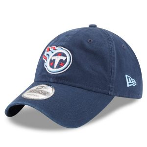 Tennessee Titans New Era Core Classic 9TWENTY Adjustable Hat