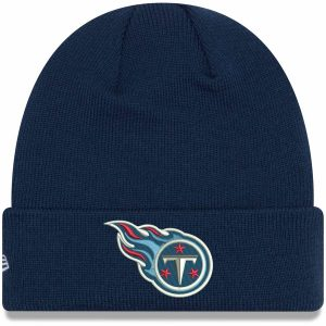 Tennessee Titans New Era Toddler Basic Cuffed Knit Hat