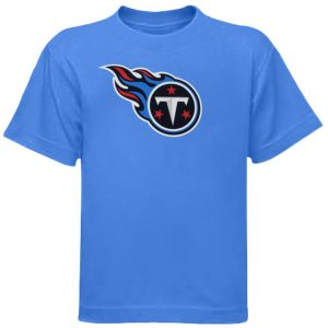 Tennessee Titans Preschool Team Logo T-Shirt