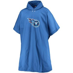 Tennessee Titans The Northwest Company Deluxe Rain Poncho