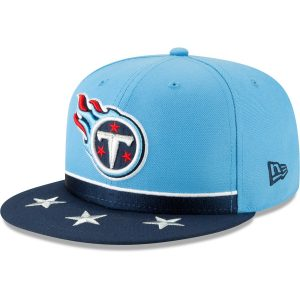 Tennessee Titans New Era 2019 NFL Draft On-Stage Official 59FIFTY Fitted Hat